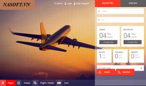 Thiết kế web bán vé máy bay tại Yên Bái